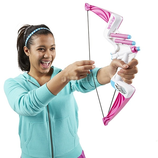 Детски арбалет Hasbro Nerf Rebelle Epic Action Bow
