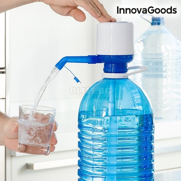 ДИСПЕНСЪР ЗА БУТИЛКИ С ВОДА INNOVAGOODS