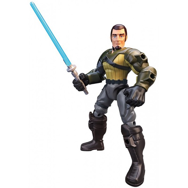 Фигура STAR WARS HERO MASHERS KANAN JARRUS