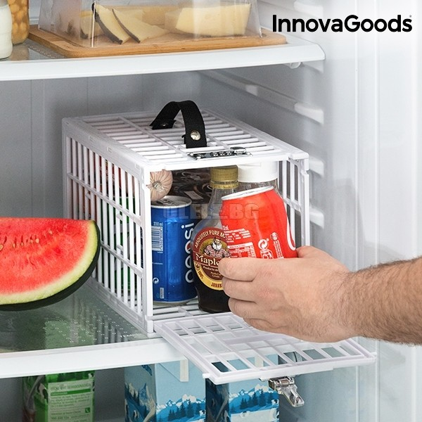 КЛЕТКА ЗА СИГУРНОСТ ЗА ХЛАДИЛНИК FOOD SAFE INNOVAGOODS