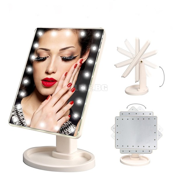 LED огледало LARGE LED MIRROR
