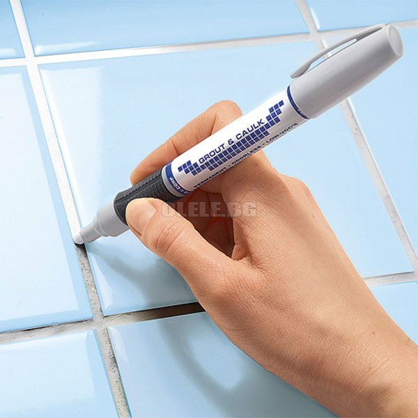 Creon de albit rosturile Grout Pen