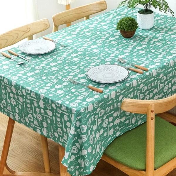 Покривка за маса Kitchenware Print Table Cloth