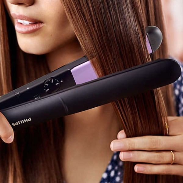 Преса за коса Philips StraightCare Essential ThermoProtect