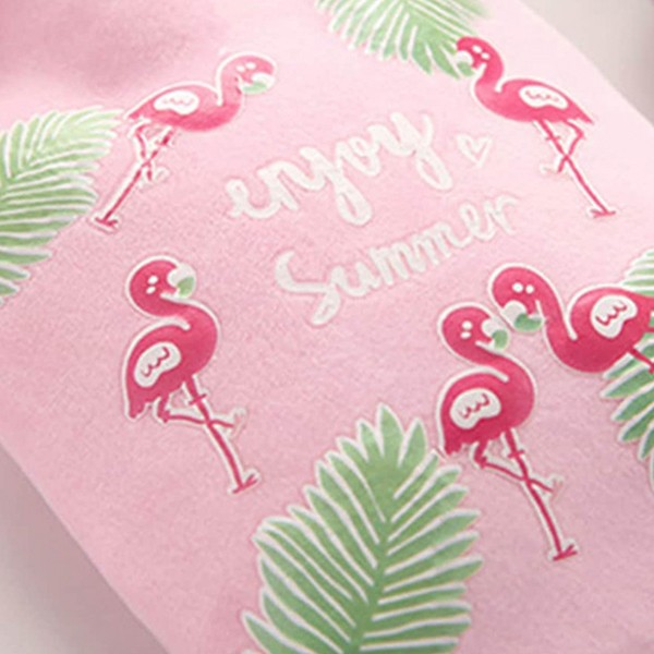 Термофор Flamingo Print Hot Water Bag